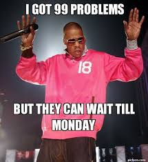 It Can Wait Meme - i got 99 problems but the this one site picloco