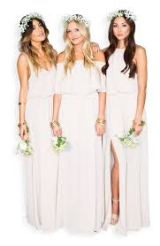 bridesmaid dresses nordstrom chiffon halter gown haciendas halter gown and gowns