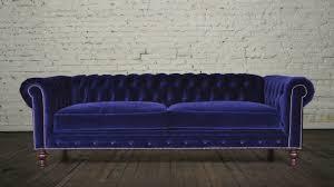 sofas center velvet sleeper sofa furniture purple sectional