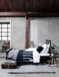 industrial bedrooms industriële slaapkamer met beton industrial bedroom with