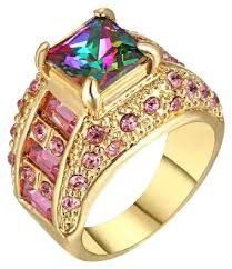 kays jewelers as beautiful stone store for your jewelry kay jewelers exquisite statement rainbow mystic u0026 pink stone gold