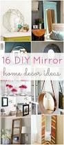 Decorate Bathroom Mirror - best 25 decorate a mirror ideas on pinterest mantle decorating