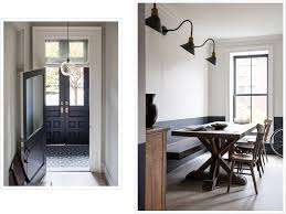 Home Design Studio Brooklyn Colors From A Brownstone Renovation Tforia