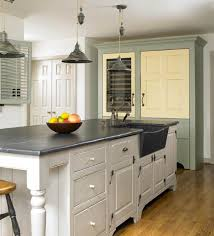Country Kitchen Design Ideas by Modern Country Kitchen Design Ideas With Wooden Floor And White