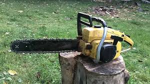 mcculloch pro mac 10 10 chainsaw youtube