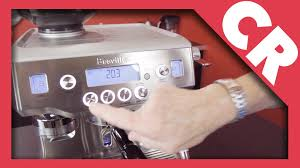 breville oracle crew review youtube