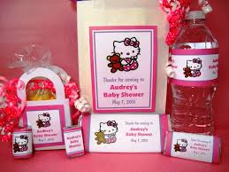 hello kitty baby shower themes charming hello kitty baby shower