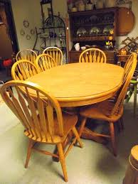 pedestal table with chairs favorable room table oak double pedestal oak pedestal table and