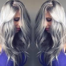 best silver hair color hair colors idea in 2017