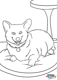 dogs u2013 coloring pages u2013 original coloring pages