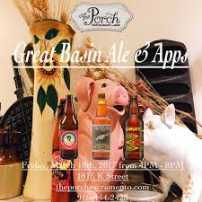 444 best restaurant u0026 bar sac beer week 2017 the porch restaurant and bar located in