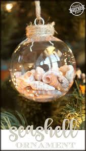 best 25 seashell ornaments ideas on