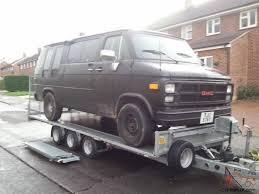 lexus diesel for sale uk gmc g20 6 2v8 diesel a team van american lhd movie chevy chevrolet