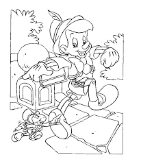 pinocchio coloring pages fred u0027s corner