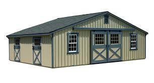 Monitor Style Barn by J U0026n Structures All American Wholesalers