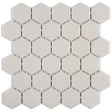 light grey hexagon tile image 1 a tile pinterest cement encaustic tile and kitchen