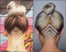 cool undercut female hairstyles to show off hairstyles 2017