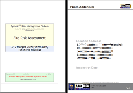 part 6 example of works large scale fire risk assessment case