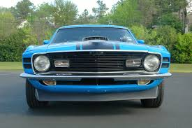 Mustang Mach One Ford Mustang Mach One 5 Speed