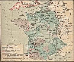 Bordeaux France Map Map Of France 1400
