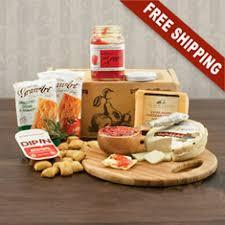 Cheese And Cracker Gift Baskets Cheese U0026 Cracker Baskets At Capalbo U0027s Gift Baskets