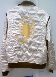 drive jacket replica charitybuzz take home a replica drive jacket signed by ryan