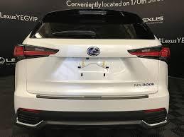 new 2018 lexus nx 300h 4 door sport utility in edmonton ab l14049