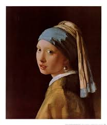 vermeer pearl necklace vermeer girl with a pearl earring and other paintings containing