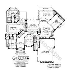 different house plans demure lorraine house plan 01250 1st floor plan european