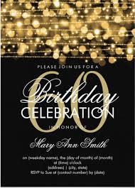 elegant 40th birthday invitations tags elegant birthday