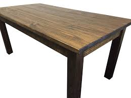 amazon com yukon farmhouse table 60