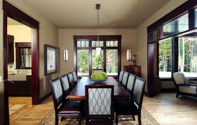 unthinkable dining room paint colors dark wood trim for with on