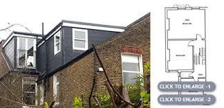 Dormer Loft Conversion Ideas South London Lofts Standard Dormer Right Hand Kats Attic