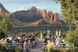 outdoor wedding venues az magical and mystical 6 sedona wedding venues here comes the guide