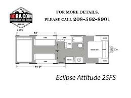 new or used eclipse evolution x travel trailer rvs for sale
