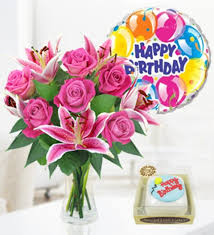balloons for delivery birthday happy birthday flowers and balloons pictures best flower in the
