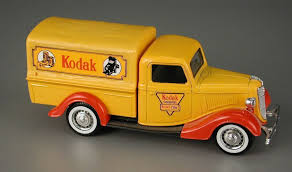 ford delivery truck 107 1502 yellow kodak ford delivery truck truck