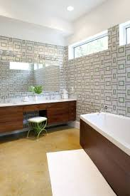 mid century modern bathroom design 16 inspirational mid century modern bathroom designs