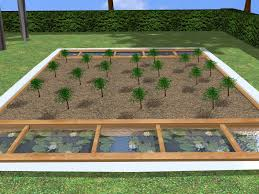 how to make a hydroponic bog garden water recycling 14 steps