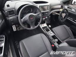 Image 2011 Wrx Sti Interior Fast Five Jpg The Fast And The