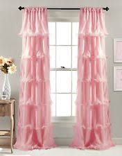 54 Inch Curtains And Drapes Ruffled Curtains Ebay