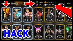 descargar x mod game android mortal kombat x mod apk 1 16 2 hack cheats download for android