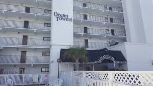 ocean towers in north myrtle beach 3 bedroom s condo townhouse