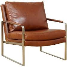 Brown Leather Accent Chair Best 25 Brown Leather Chairs Ideas On Brown Leather