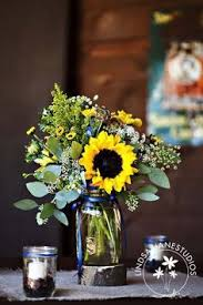 table centerpieces with sunflowers fall color clippings sunflower centerpieces sunflowers and