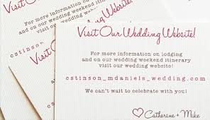 Wedding Inserts Print Wedding Stationery With Ms Word Tables