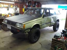 Nate U0027s 1985 Gl Wagon Wheeler Members Rides Ultimate Subaru