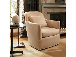 Harden Furniture Living Room Swivel Tub Chair  Hickory - Swivel tub chairs living room