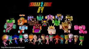 image sugar rush 64 racers jpg wreck ralph wiki fandom