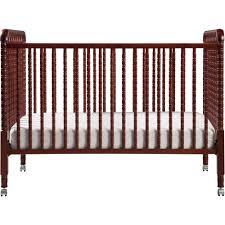 Babi Italia Eastside Convertible Crib by Cherry Wood Crib Cherry Solid Wood Crib Babi Italia Eastside